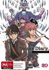 The Future Diary Complete Series NEW R4 DVD