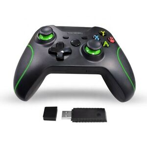 WIRELESS CONTROLLER FOR THE MICROSOFT XBOX ONE NEW WITH 2.4GHZ DONGLE & LEAD