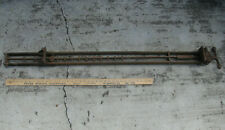 "1920s BLACK BROS PANEL CLAMP ARM 45"" opening Woodworking MANDOTA ILL. antique"