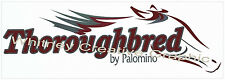 Thouroughbred by Palamino RV LOGO Lettering decal Trailer  Graphic  57X18