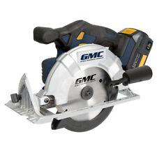 GMC 636575 18V Compact Cordless Circular Saw 165mm Power Tool