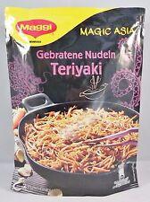 Maggi  Magic Asia  Gebratene Nudeln mit Teriyaki