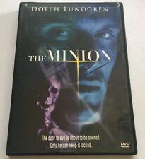 The Minion. Dolph Lundgren. Dvd Movie. OOP & HTF. region 1. Mint Disc.