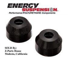 ACURA Integra (86-89) Polyurethane Ball Joint Dust Boot Set - BLACK 13001G