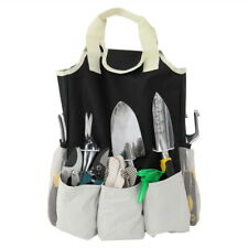 10Pcs Garden Tools Set Heavy Duty Gardening Tool Kit with Gloves Storage Case