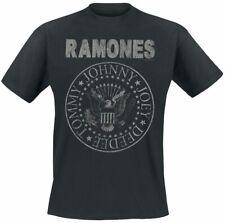 Ramones Hey Ho Let's Go - Vintage Männer T-Shirt schwarz