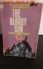 The Bloody Sun by Marion Zimmer Bradley (1964, Paperback)