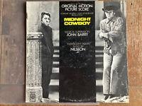 Midnight Cowboy (Original Motion Picture Score) - UAS 5198 - 1969 - Vinyl LP