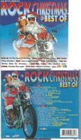 CD--VARIOUS--BEST OF ROCK CHRISTMAS-