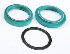 (2) SKF Fork Seal Kits for BOTH FORK LEGS Green Kayaba 43mm KITG-43K