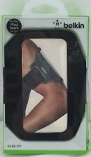 Belkin Ease-Fit Armband for iPod Touch 5th Generation Black With Pink 4612AE