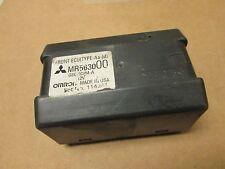 02 03 MITSUBISHI ECLIPSE GALANT FRONT ECU RELAY UNIT COMPUTER MR563000