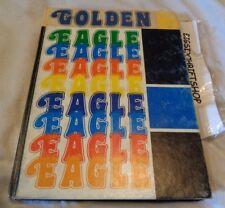 1981 EL SEGUNDO HIGH SCHOOL YEARBOOK ANNUAL, CALIFORNIA ESHS GOLDEN EAGLE