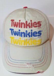 Twinkies Hostess Hat Cap Trucker Hat Factory Distressed Twinkies On My Mind