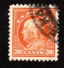us stamp GEM  Used 516 superb centering,  face-free cancel