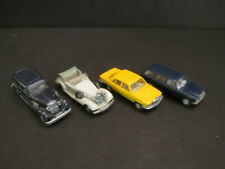 Vintage WIKING Lot Of 4 Cars Germany 1/87 Scale (14)