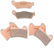 Sintered Double-H Brake Pad Set EBC 2x FA244HH & 1x FA181HH