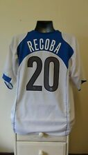 Inter Milan Away Football Shirt Jersey 2004-2005 RECOBA 20 Large