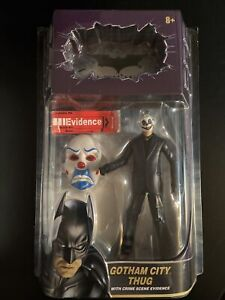 "Batman The Dark Knight Movie Masters Gotham City Thug 6"" action figure DC Mattel"