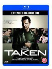 Taken [Blu-ray] [DVD][Region 2]