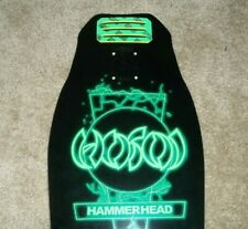Hosoi Reissue Skateboard Deck With Vintage Rip Grip