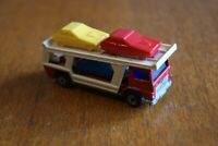Matchbox Superfast no 11 Car Transporter 1976 - Toy Car