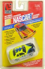 1991 Life-Like 46 FAST TRACKER Slot Car LIME/BLACK 9713