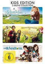 KIDS EDITION  3 DVD NEU FREUDENTHAL,THOR