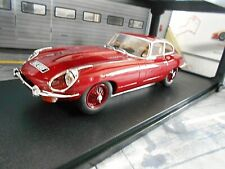 JAGUAR E-Type Series II MK2 Coupe rot red 1968 Resin CULT Scale RAR 1:18