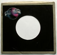 "RECORD COMPANY SLEEVES, Planet Records, Glossy 45rpm 7"" Lot of 2"