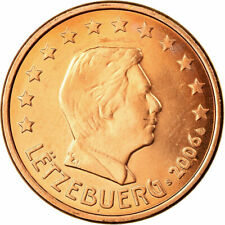 [#701751] Luxemburg, 5 Euro Cent, 2006, UNC-, Copper Plated Steel, KM:77
