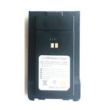 Li-ion battery pack for Radtel T18 T19 Puxing PX-R9 R9 walkie talkie