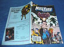 Nick fury n° 5  Marvel Comics Version Intégrale Edit Semic