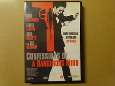 DVD / CONFESSIONS OF A DANGEROUS MIND ( DREW BARRYMORE, GEORGE CLOONEY... )