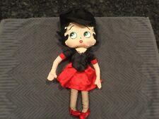 Betty Boop Plush Doll 16 Inch Tall Betty Boop Plush Doll