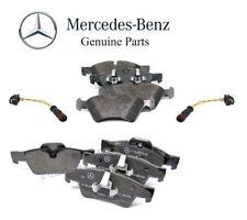 For Mercedes X164 GL320 GL350 W251 R320 R350 Rear & Front Brake Pad Set+Sensor