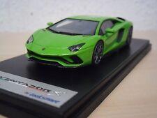 LookSmart - Lamborghini Aventador S - Verde Mantis / hellgrün-met. LS468B - 1:43