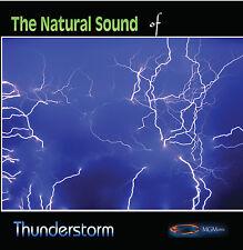 NATURE SOUNDS - THUNDERSTORM CD