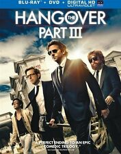 THE HANGOVER: PART 3****BLU-RAY****REGION FREE****NEW & SEALED