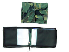 WEB-TEX MILITARY DPM A6 NIREX NYREX NOTEBOOK HOLDER