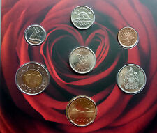 "2011 Canada Coin Set ""Married In 2011"""
