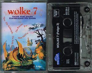MC - Wolke 7 - Folge 2 - Rolf Zuckowski, Die Schlümpfe, The Kelly Family, Nena