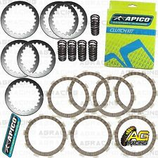 Apico Clutch Kit Steel Friction Plates & Springs For Yamaha YZ 85 2010 Motocross