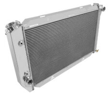 1969-1971 Ford Galaxie 2 Row Aluminum Radiator Champion Cooling