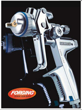 ITALCO H4004A L.V.M.P spray gun1.3 paint-saving efficient top coating spray gun
