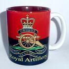 Royal Artillery Mug RA Mug Gunner
