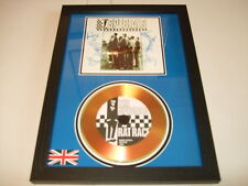 THE SPECIALS   SIGNED  GOLD CD  DISC 9
