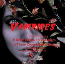 CD - Vampires - Latest Best Sellers -  25 eBooks (Re-Sell)