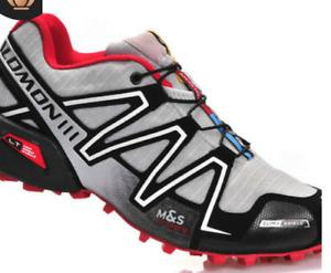 Salomon Speedcross 3 Herren-Outdoorschuhe Laufschuhe Hikingschuhe Cross-SchuheDE