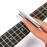 Guitar Slide Steel Stainless Tone Bar Hawaiian Slider for Acoustic Elec CO